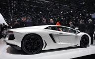 Lamborghini	Aventador 33 Car Background Wallpaper