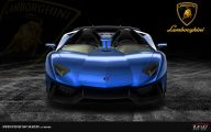 Lamborghini	Aventador 4 High Resolution Wallpaper