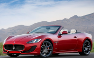 Maserati Luxury Sports Cars  39 Wide Car Wallpaper