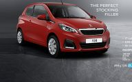 Peugeot 108 3 Door 21 Widescreen Wallpaper