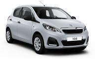 Peugeot 108 3 Door 28 Widescreen Car Wallpaper