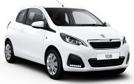 Peugeot 108 3 Door 29 Car Desktop Wallpaper