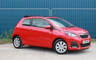 Peugeot 108 3 Door 3 Wide Wallpaper