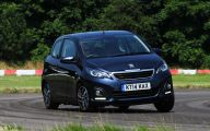 Peugeot 108 3 Door 7 Background