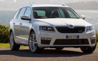 Skoda Cars 8 Free Wallpaper