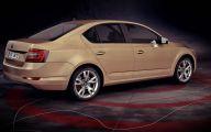 Skoda Cars Models 13 Desktop Background