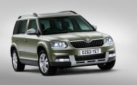 Skoda Cars Models 15 Desktop Background