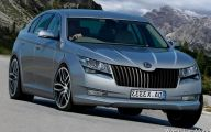 Skoda Cars Models 5 Free Car Wallpaper