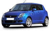 Suzuki Cars 5 Widescreen Wallpaper
