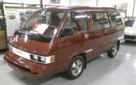 Toyota Vans 1 Widescreen Wallpaper