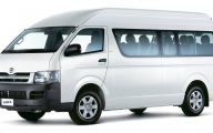 Toyota Vans 13 Cool Wallpaper