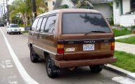 Toyota Vans 14 Background