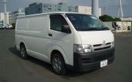 Toyota Vans 23 Cool Car Hd Wallpaper