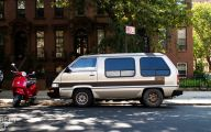 Toyota Vans 26 Widescreen Wallpaper
