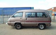 Toyota Vans 29 Widescreen Wallpaper