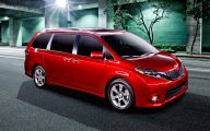 Toyota Vans 4 High Resolution Car Wallpaper
