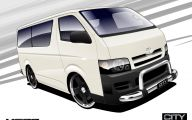Toyota Vans 7 Free Hd Wallpaper