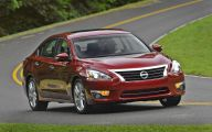 2013 Nissan Altima 21 Widescreen Wallpaper