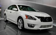 2013 Nissan Altima 24 Car Background Wallpaper