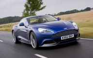 2014 Aston Martin Vanquish 12 Car Desktop Wallpaper