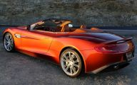2014 Aston Martin Vanquish 29 Car Background Wallpaper