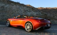 2014 Aston Martin Vanquish 33 Widescreen Wallpaper