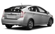 2015 Toyota Prius 27 Car Background