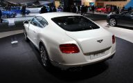 2016 Bentley Continental Gt 15 Car Background