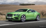 2016 Bentley Continental Gt 2 Cool Car Hd Wallpaper