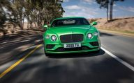 2016 Bentley Continental Gt 21 Car Desktop Background