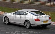 2016 Bentley Continental Gt 36 Car Background