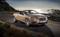 2016 Bentley Continental Gt 41 High Resolution Wallpaper