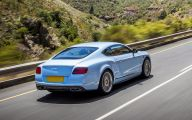 2016 Bentley Continental Gt 44 Widescreen Car Wallpaper