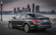 2016 Chrysler 200 16 Car Background Wallpaper