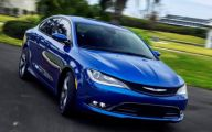 2016 Chrysler 200 20 Background Wallpaper