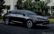 2016 Chrysler 200 9 High Resolution Car Wallpaper