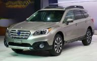 2016 Subaru Outback 11 Widescreen Car Wallpaper