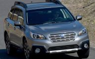 2016 Subaru Outback 12 Hd Wallpaper