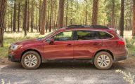 2016 Subaru Outback 16 Wide Wallpaper
