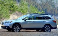 2016 Subaru Outback 18 Car Desktop Wallpaper