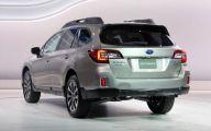 2016 Subaru Outback 30 Cool Car Hd Wallpaper