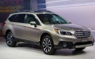 2016 Subaru Outback 31 Desktop Wallpaper