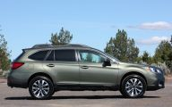 2016 Subaru Outback 34 High Resolution Wallpaper