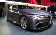 Alfa Romeo Giulia 2 Desktop Background