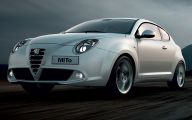 Alfa Romeo Mito 15 Car Background Wallpaper
