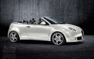 Alfa Romeo Mito 2 Widescreen Wallpaper