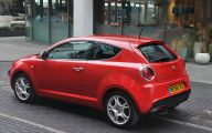 Alfa Romeo Mito 25 Car Background