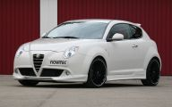 Alfa Romeo Mito 8 Background