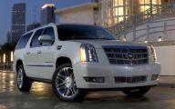 Cadillac Escalade 1 Widescreen Car Wallpaper