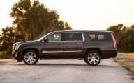 Cadillac Escalade 11 High Resolution Wallpaper